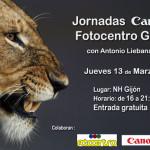 Evento Canon – Fotocentro Gijón. Jueves 13 de marzo (gratuito)