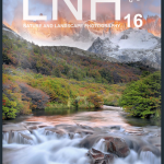 Disponible el nº 16 de la revista de fotografía de naturaleza y paisaje LNH
