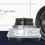 Y 56 años después del MR-2, Lomography lanza el nuevo Russar + 20mm f/5.6 (por Zenit).