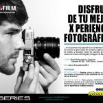 """Jueves 5 de junio: Jornada Serie X en Asturias y """"Unexpected City"""" (por Fujifilm y Fotocentro)"""