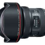 Nuevo zoom angular de Canon