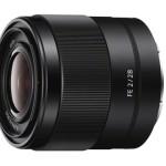 Sony presenta 4 nuevas lentes para su sistema CSC de formato completo