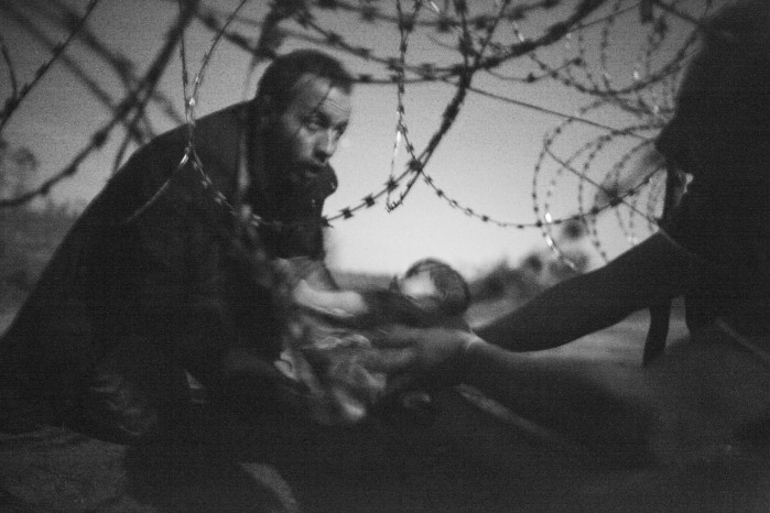 Ganador World Press Photo 2016