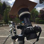 Astrofotografía casera: el Tránsito de Mercurio