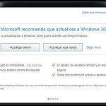 Mucho cuidado con las actualizaciones a Windows 10
