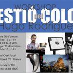 La AFIC organiza un Workshop el 28/10 sobre gestión de color con Hugo Rodríguez