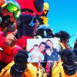 """Entrevista a nuestro compañero del foro Javier Camacho (""""Chavi"""") tras su cima en el Everest."""